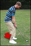 How to Stop Shanking the Ball Weight10