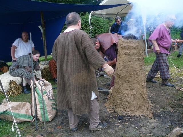 Artisans d'histoire à Velzeke - Septembre 2010 P1170118