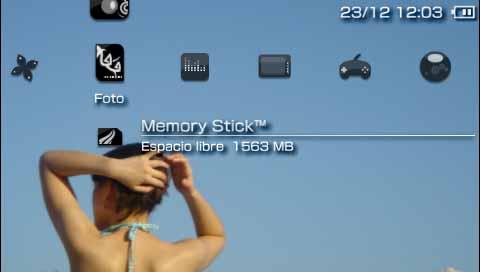 Galeria de fondos para PSP Screen10