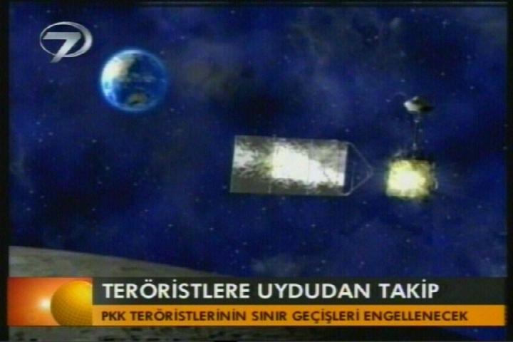 Teröriste Sıkı Takip 12202010