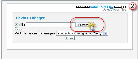Tutorial como publicar imagenes en el foro Imagen11