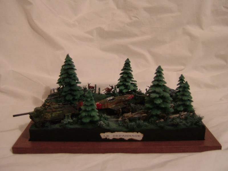 dioramas WWII....vive le 1/72->->->LE RETOUR Dscf3310