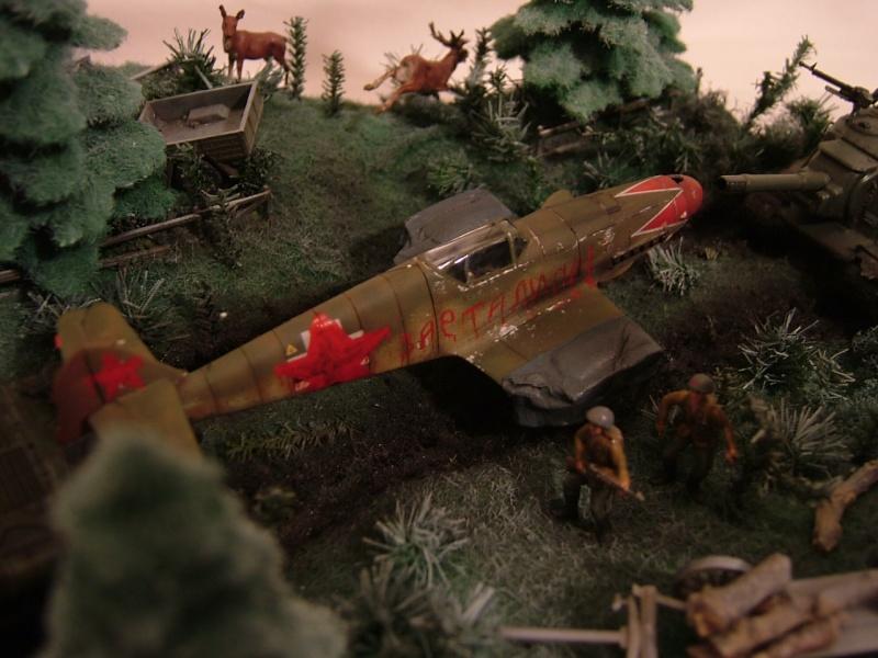 dioramas WWII....vive le 1/72->->->LE RETOUR Dscf3313