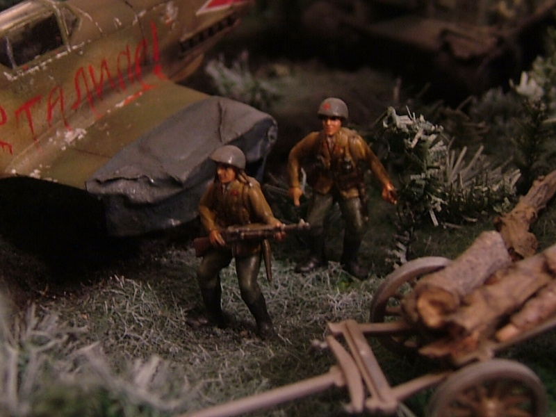 dioramas WWII....vive le 1/72->->->LE RETOUR Dscf3314