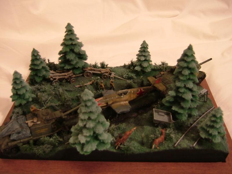 dioramas WWII....vive le 1/72->->->LE RETOUR Dscf3315