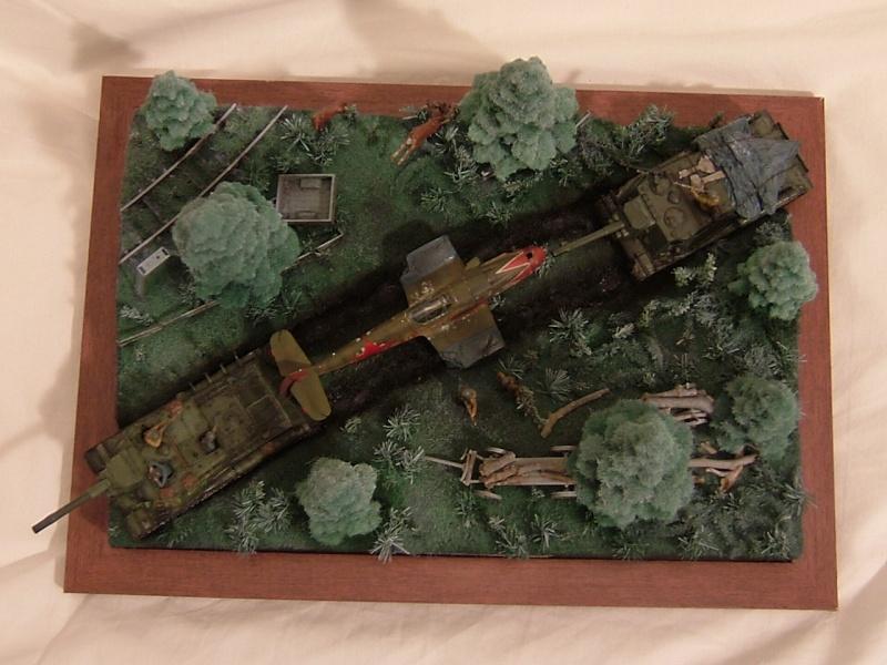 dioramas WWII....vive le 1/72->->->LE RETOUR Dscf3321