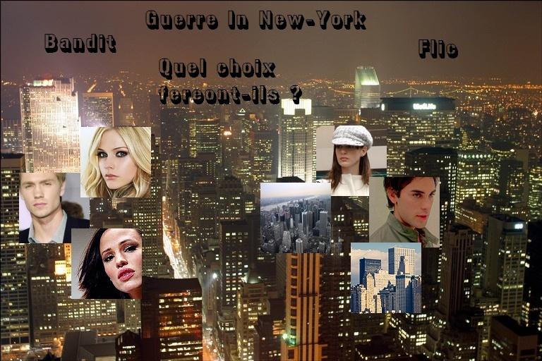 Guerre in new york