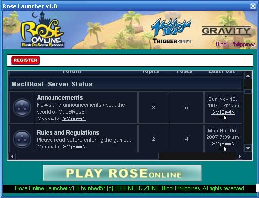 Download Odes ROSE 22011010