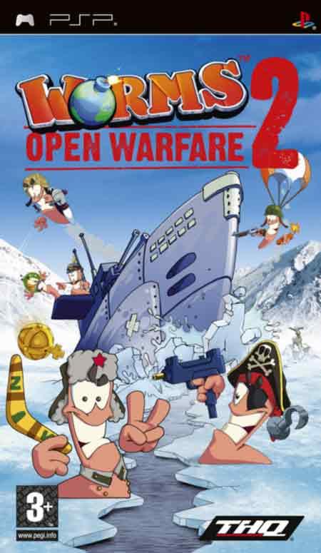Worms Open Warfare 2 11313910