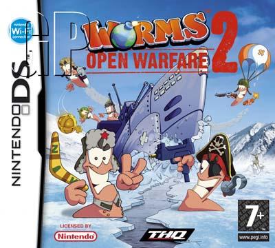 Worms Open Warfare 2 Bender10