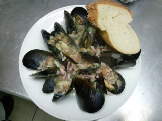 Wraith's Food Journal Mussel10