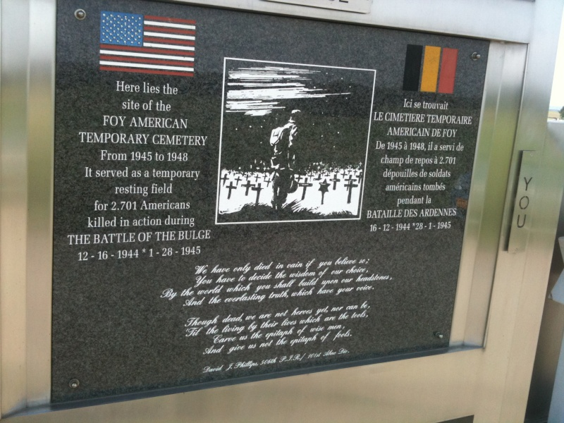 mes fotos de Bastogne  06410