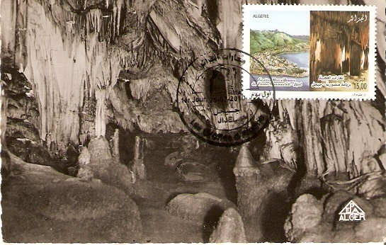 Les grottes d'Algérie  Numari25