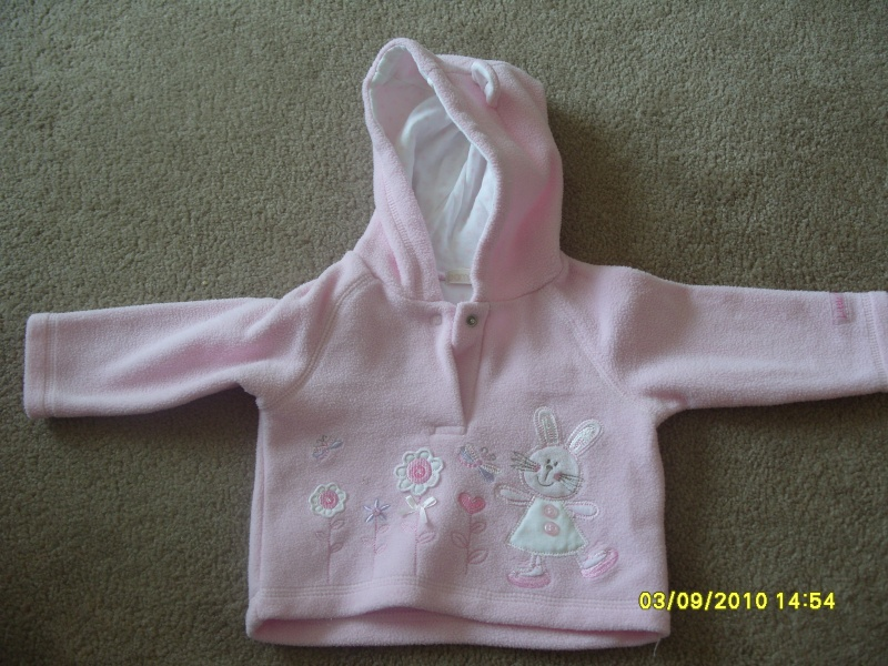 GIRLS 3-6 MONTH CLOTHES S1054711