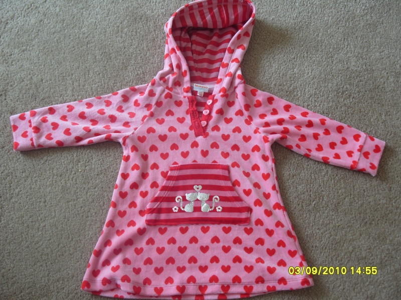 GIRLS 3-6 MONTH CLOTHES S1054713