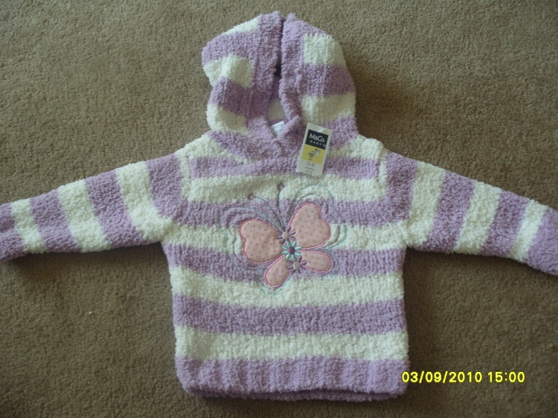 GIRLS 3-6 MONTH CLOTHES S1054719