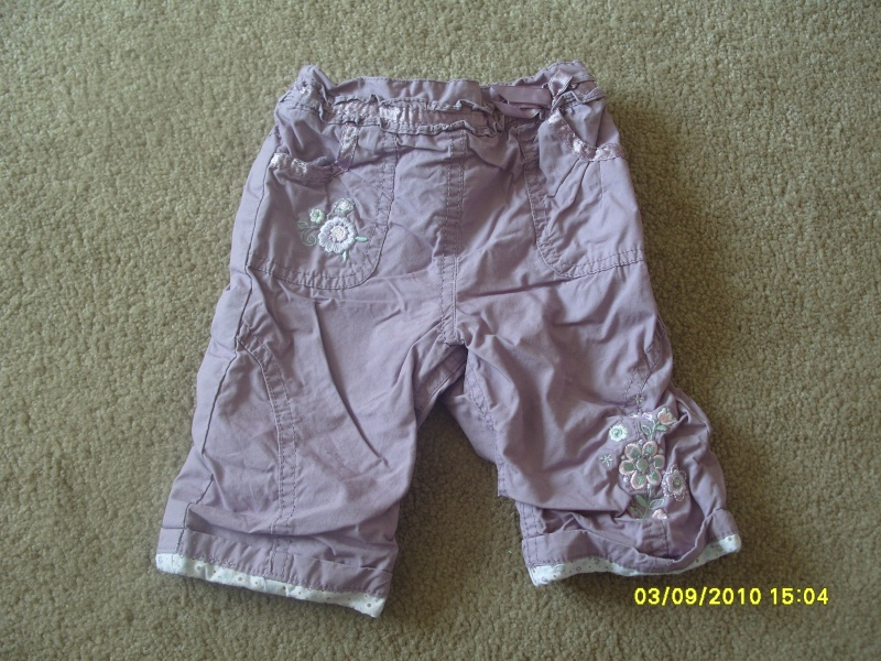 GIRLS 3-6 MONTH CLOTHES S1054725