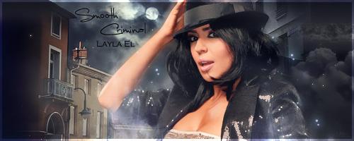 OTL - Thunder - Simple Match - Divas Match Layla_12
