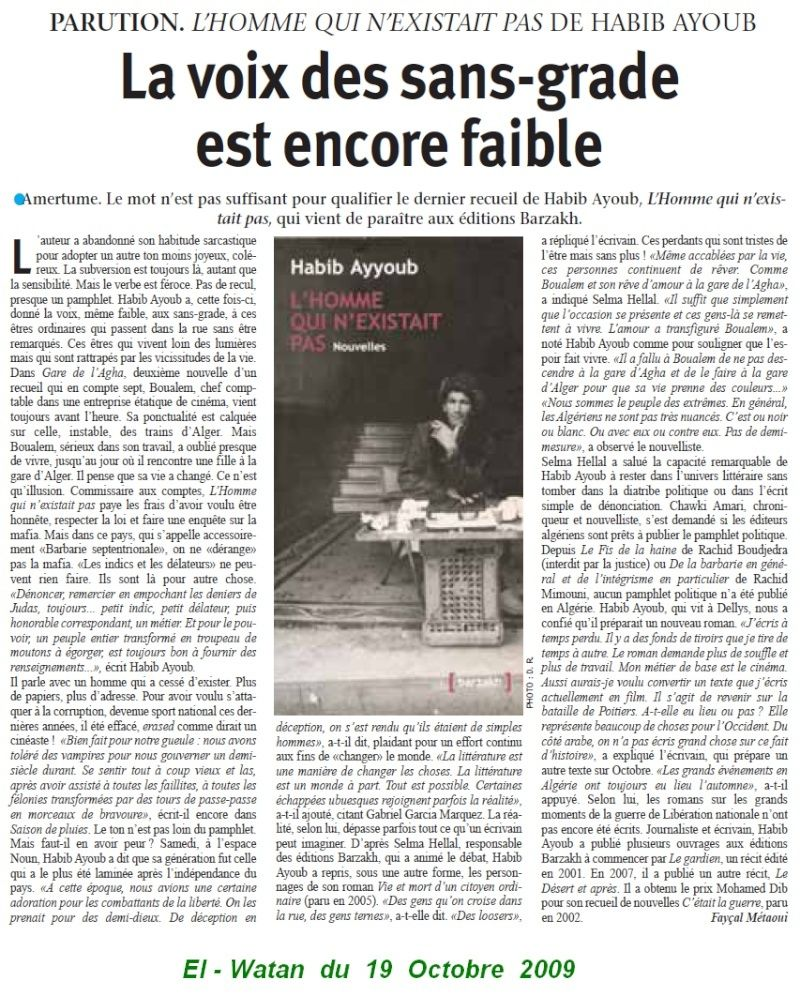 Grands ecrivains algeriens !!! Habiba10