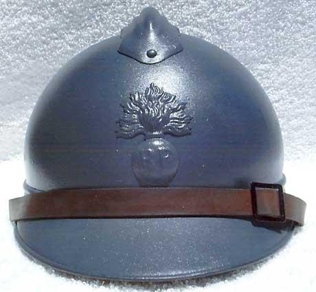 Poilu 1915 Casque10