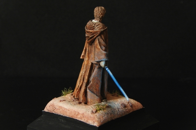 Obi Wan Kenobi [knight models 30mm] Dsc03219