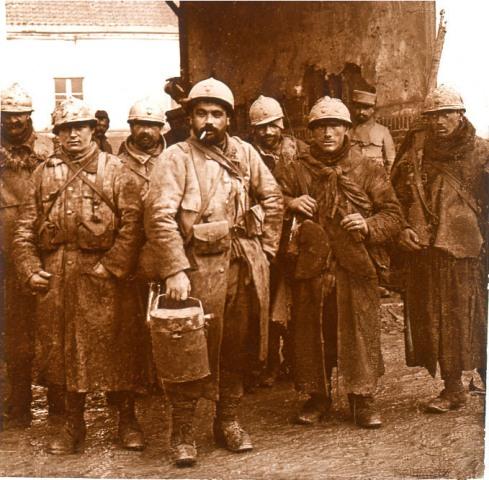 1915 A l'arrière du front Rassem10