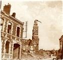 1915 A l'arrière du front Ruines10
