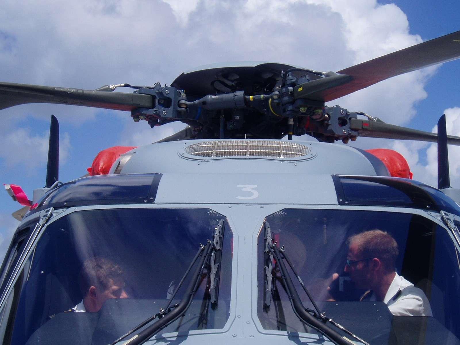 [Aéronavale divers] Hélico NH90 - Page 3 P1010011