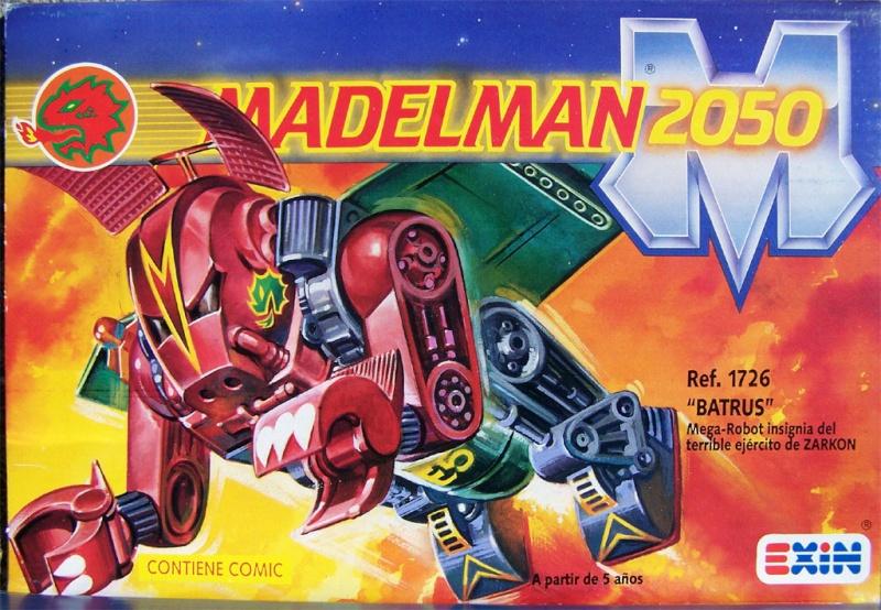 [Madelman 2050] - EXIN - 1989 Madelm15