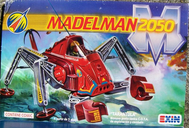 [Madelman 2050] - EXIN - 1989 Madelm17