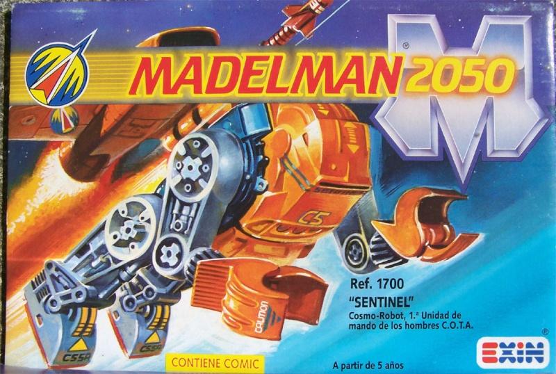 [Madelman 2050] - EXIN - 1989 Madelm20