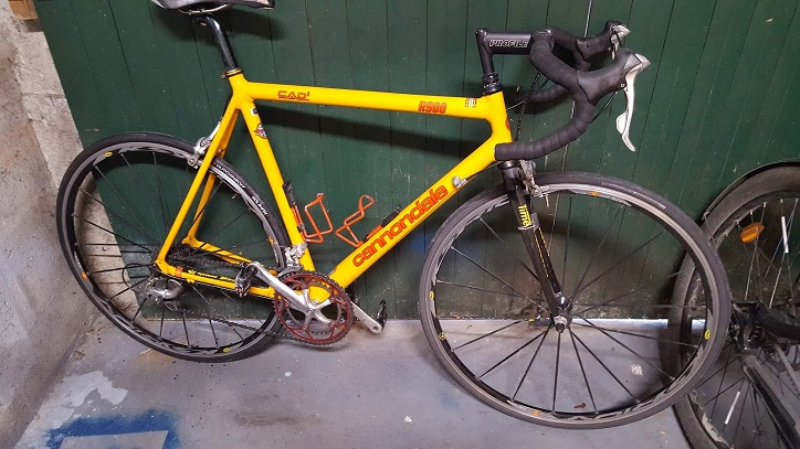 Cannondale CAAD3 R900 20190211