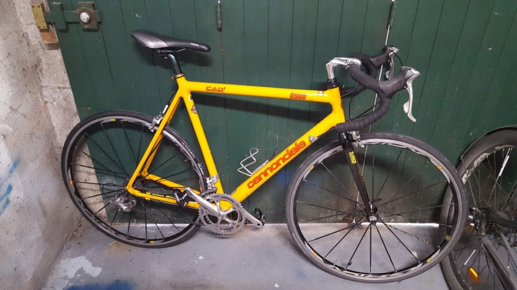 Cannondale CAAD3 R900 20190311