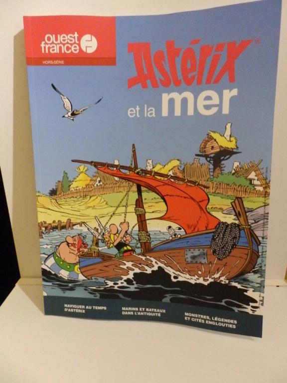 Asterix et la mer Pa070010