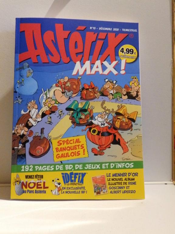 Astérix Magazine Max ! Pc200010