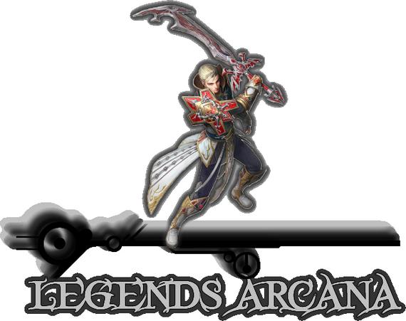 [JEU] LEGENDS ARCANA : Action RPG [Payant] Legend10