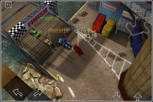[NEWS] Infos et test complet du jeu Reckless Racing sur Android Reck310
