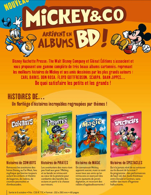 [Bandes Dessinées] La Dynastie Donald Duck • Intégrale Carl Barks (Tome 12 le 23 octobre 2013) - Page 2 Bd_gle10