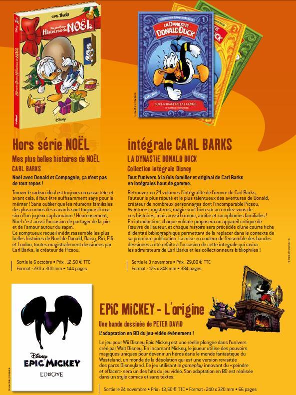 [Bandes Dessinées] La Dynastie Donald Duck • Intégrale Carl Barks (Tome 12 le 23 octobre 2013) - Page 2 Bd_gle11