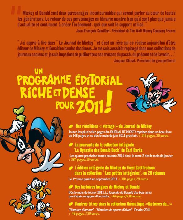 [Bandes Dessinées] La Dynastie Donald Duck • Intégrale Carl Barks (Tome 12 le 23 octobre 2013) - Page 2 Bd_gle12