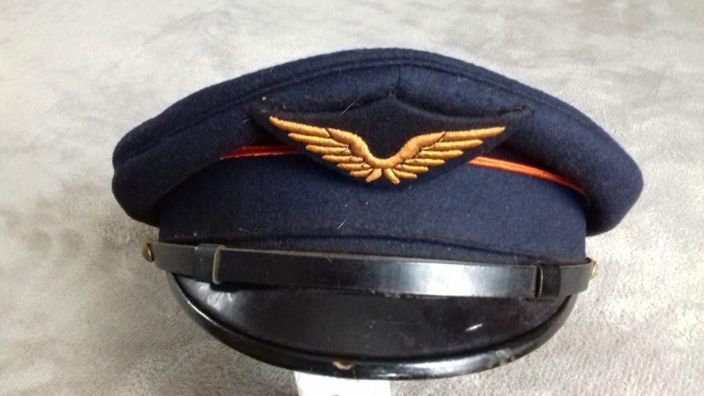 Armée de l'air casquette troupe 29-35 20181110