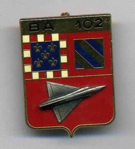 Insigne BA 102 Dijon Ba102110