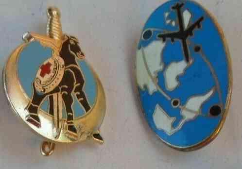 Insignes Armée de l'Air. Lot_1110