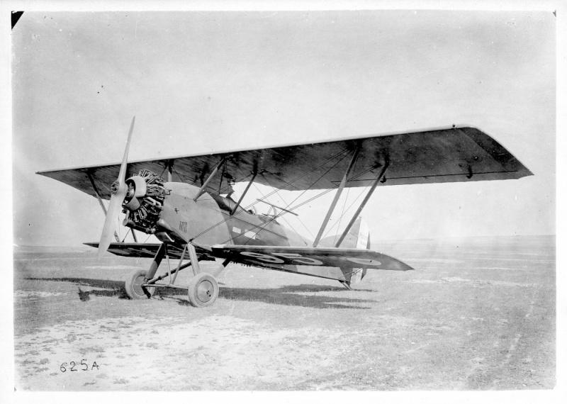 38eme régiment d'Aviation Mixte à Thionville. Potez_10