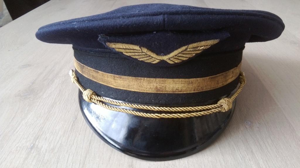 Casquette sous-lieutenant Armée de l'air Wp_20101