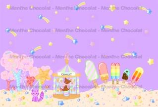 Menthe Chocolat - Pre-order Cotton Candy Cotton14