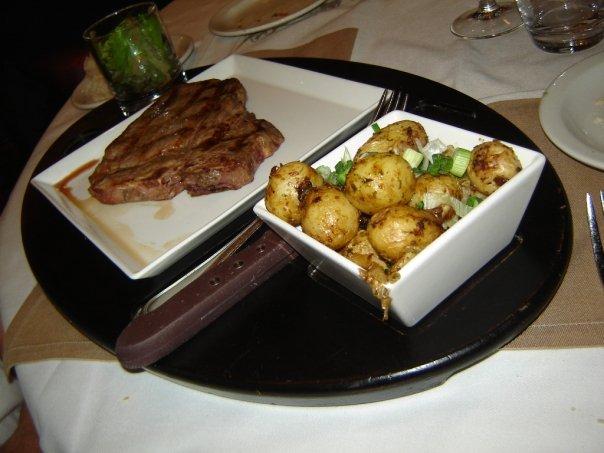 [Service à table] The Steakhouse (Disney Village) - Page 2 Steakh13