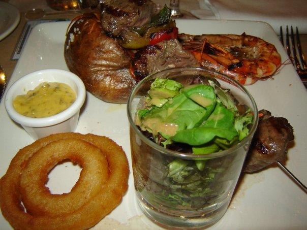 [Service à table] The Steakhouse (Disney Village) - Page 2 Steakh14