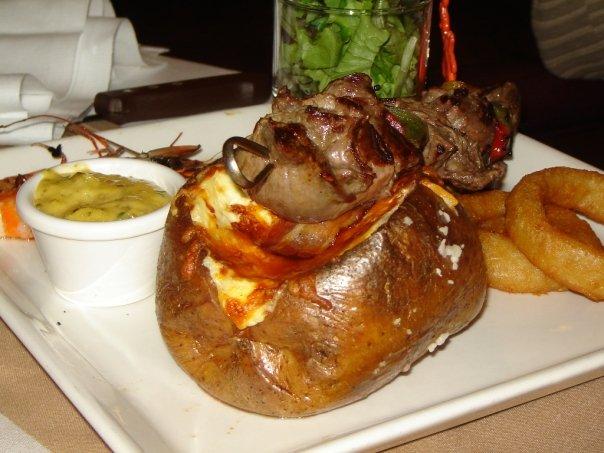 [Service à table] The Steakhouse (Disney Village) - Page 2 Steakh15