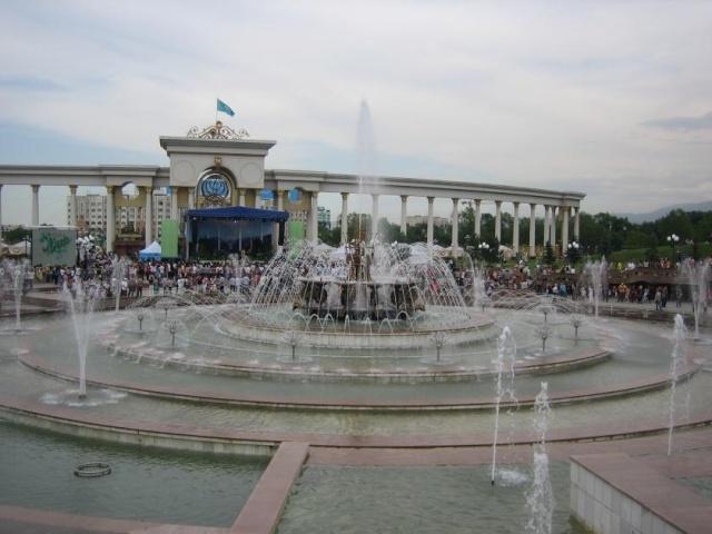 Фестиваль цветов в Алматы - «Алматы – гул кала» Image_14